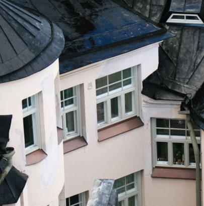 Missä asua remontin aikana?